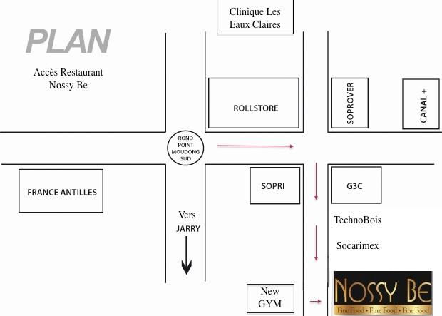 Plan accés Nossy Be OK 2